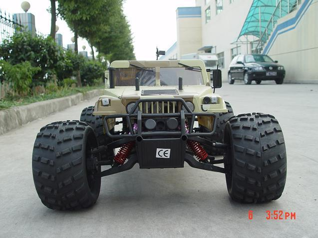 1/5 RC Hummer