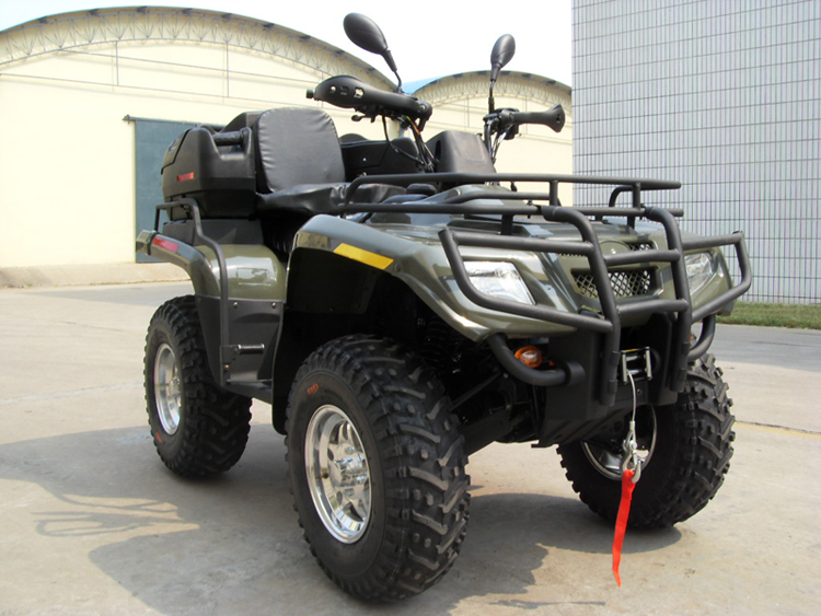 New ATV 400CC EEC