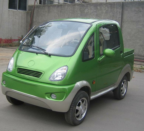 EEC Electric Vehicle
