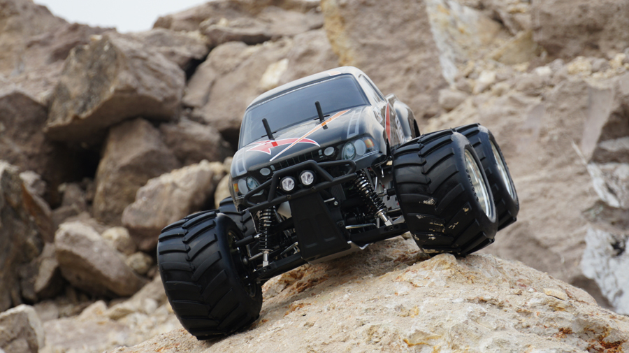 Monster Truck 26CC